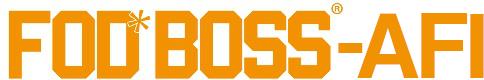 Logo FODBOSS AFI